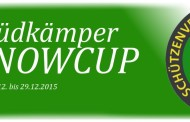 Erfolg beim Snowcup 2015
